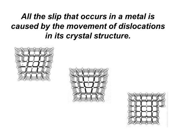 crystal slip