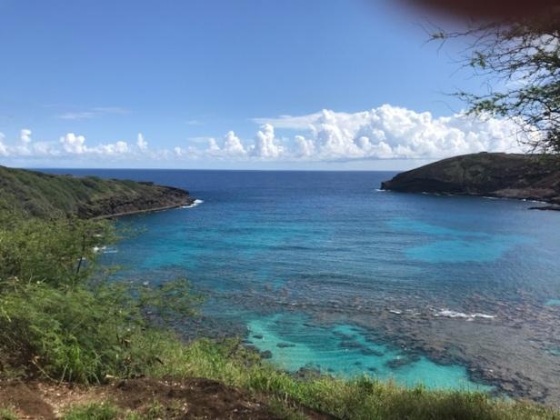 Hawaii Hanahma bay